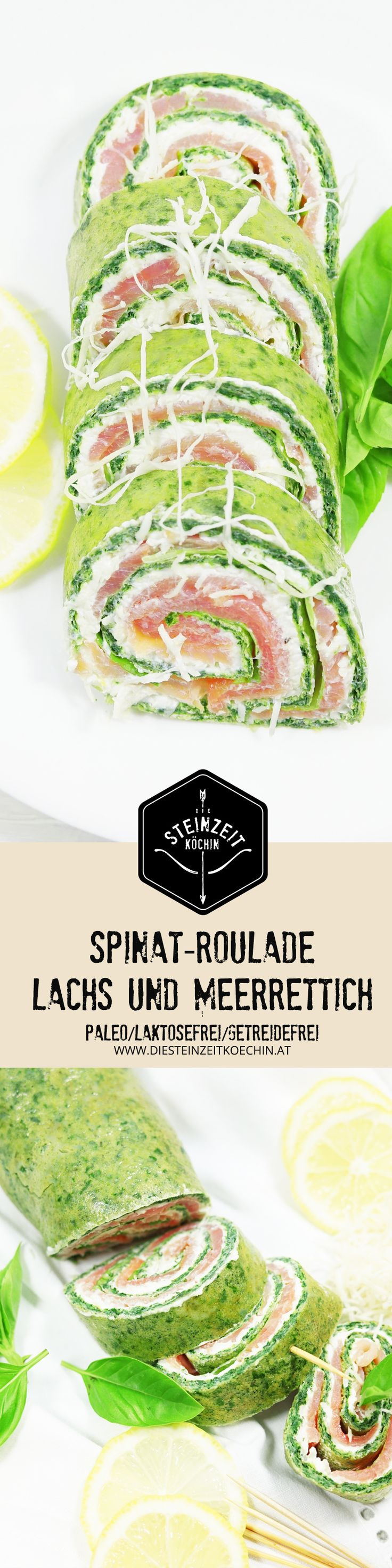 Spinat Rouladen - ein neues Paleo Rezept aus der Küche der Steinzeitköchin, nur wenige Zutaten, Paleo kochen absolut mehlfrei, glutenfrei, ohne Milchprodukte, ohne Zucker, frisch und gesund, ein schnelles Rezept, mit wenig Kohlenhydraten, low carb, ein gesunder Snack, fingerfood, ein Rezept für die gesunde Ernährung.