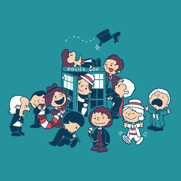 Doctor Whonuts by Anna-Maria Jung - Get Free Worldwide Shipping! This neat design is available on comfy T-shirt (including oversized shirts up to 6XL ladies fit and kids shirts), sweatshirts, hoodies, phone cases, and more. Free worldwide shipping available.