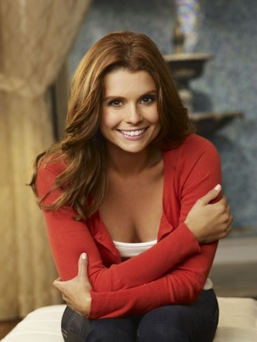 Joanna Garcia Hot | Joanna Garcia is an early favorite for Baseball's Hottest Wife 2011