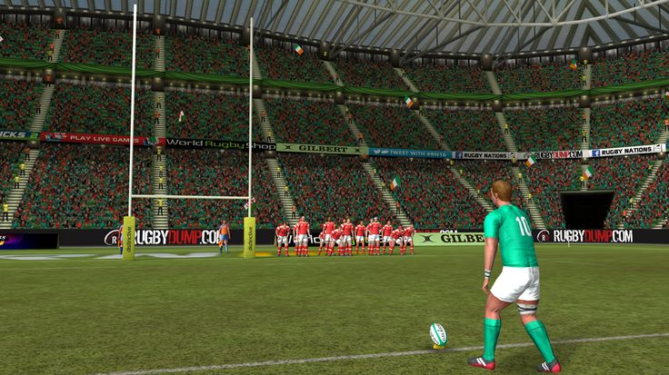 We don't know if you've heard but #Rugby Nations 16, is out now! The latest version of best-selling rugby #games on #mobile has been released just in time for the Rugby #World #Cup and features our good buds Rugbydump.com too!  http://fnky.link/rn16