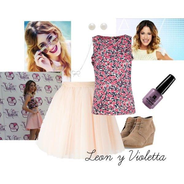 26 Best Violetta Outfits Images On Pinterest Martina