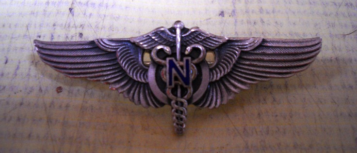 Flight Nurse Wings----- here ya go Drake....make 'em yours