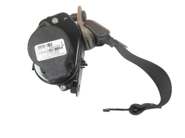 Factory OEM Chevy Malibu Front Left Side Driver Seat Belt and Retractor Cocoa