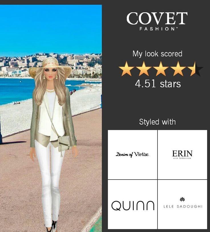 Cote d'Azur cool look