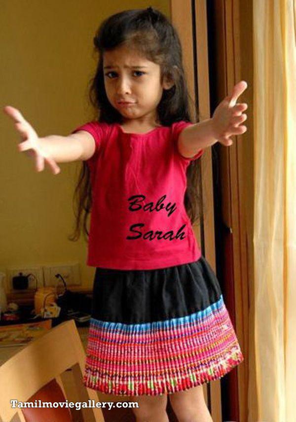 Deiva Thirumagal Sara Arjun