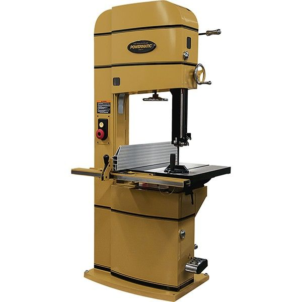 Powermatic 1791257B 20 Inch Bandsaw made by Powermatic at the best price and many more Band Saws