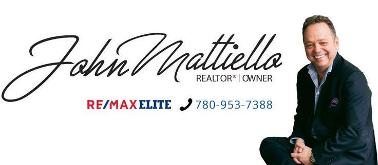 Commercial/Investment | John Mattiello - Re/max Elite  Phone: 780-953-7388 Office: 780-406-4000 Fax: 780-406-8777 E-mail: john@teammattiello.com  #Realestate #Remaxelite #Homesforsale #Houseforsale