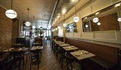 "restaurant man Alan Richman reviews chef Ignacio Mattos' NYC restaurant Estela and drops some major, major praise: ""Mattos's cooking is so exuberant, original, unconventional, and compelling,"