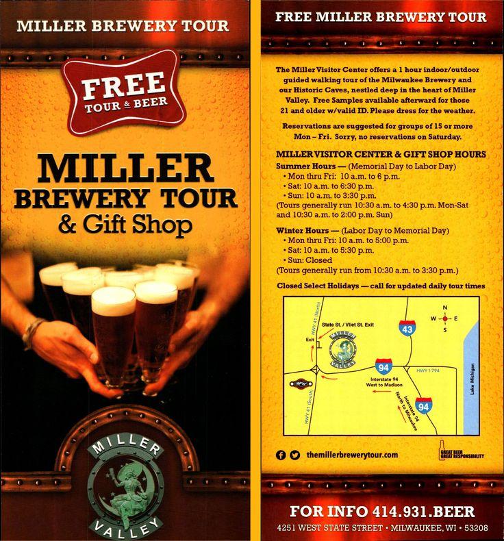 Free Miller Park Tours