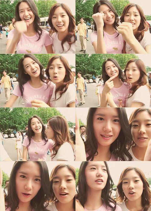 Yoona & Taeyeon