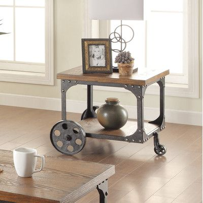 Wildon Home ® End Table & Reviews | Wayfair