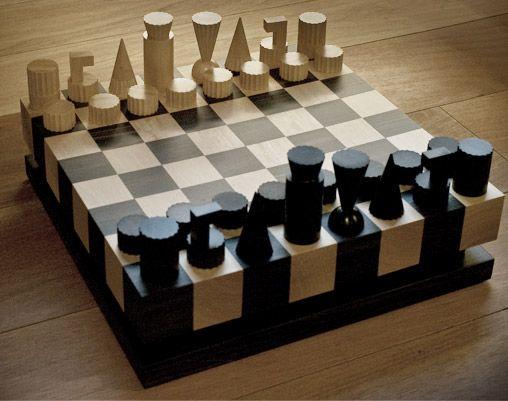 Excelentes piezas de #ajedrez