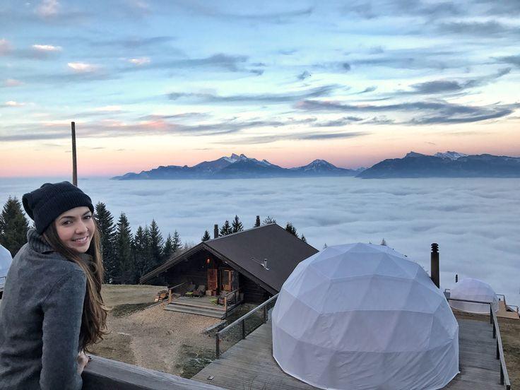 Whitepod hotel in Switzerland- Best hotels in Switzerland - Geneva Blog