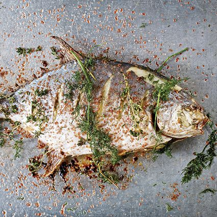how to cook pompano fish whole