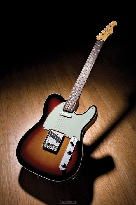 I have never been a Fender guy, but i love Telecasters