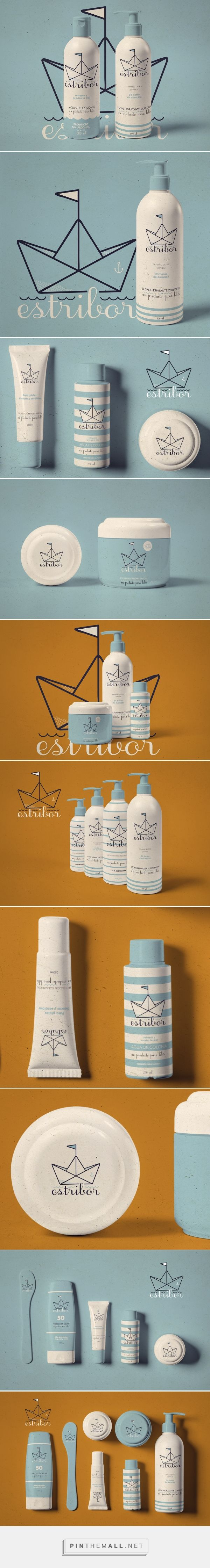 baby cosmetics Estribor / María de Benito Salazar PD