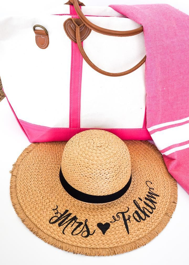 b23f9c0c0 Floppy Sun Hat in 2019 | Destination Bachelorette Party | Gifts for ...