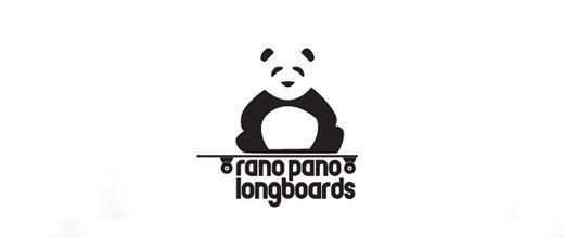 26 Creative and Adorable Panda Logo Designs | Logos