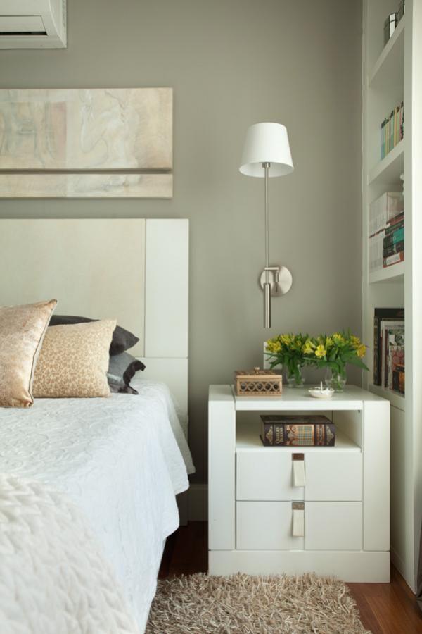 de reforma e design de interiores para apartamento de 180 m2 em Moema