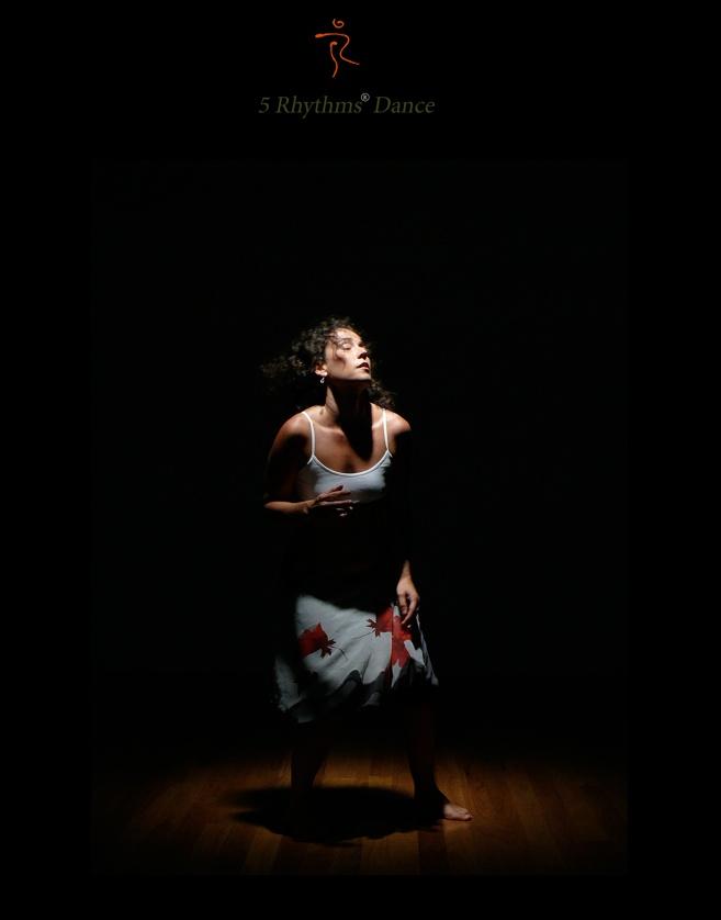 5 Rhythms dance with Deva Nandan