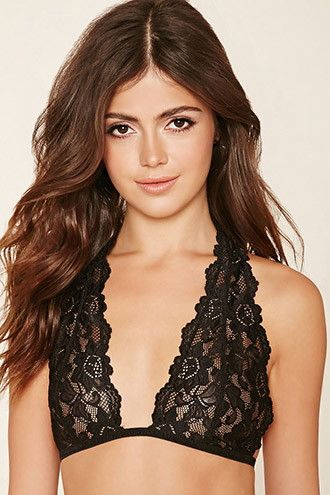 T-Back Lace Bralette