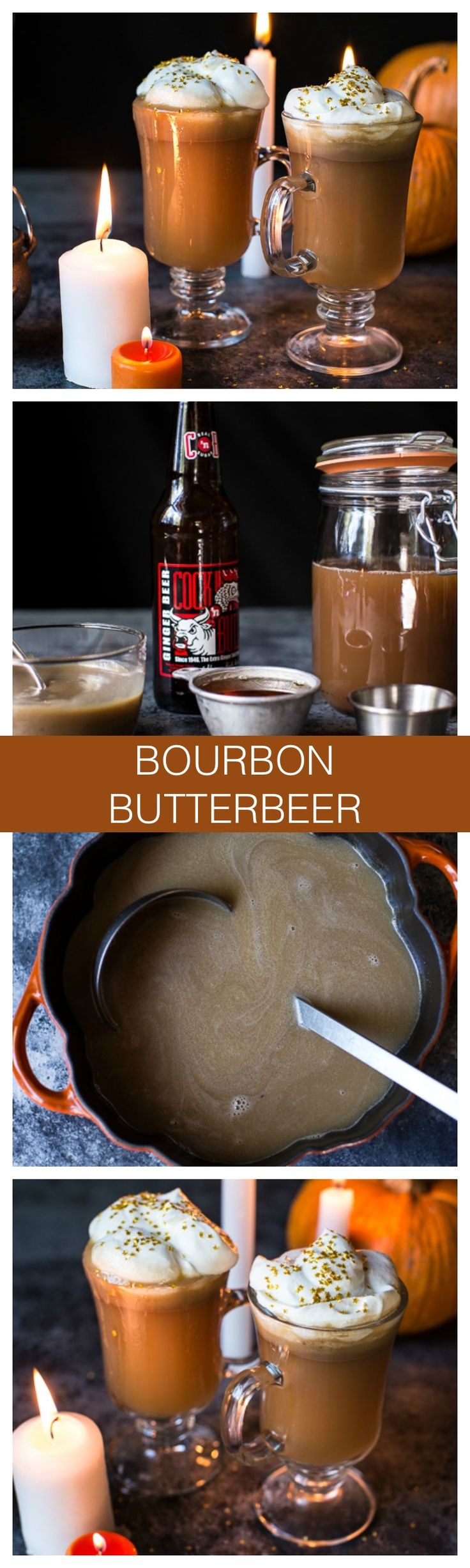 You don't have to be a wizard to enjoy this boozy concoction! Apple cider…