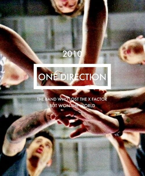 Im so proud of these boys!!! They have done soo much!! I've been here from the start, and ill be here till the end! #DirectionerForever