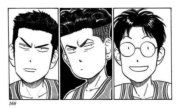Mitsui, Ryota & Kogure