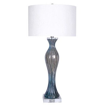 Youll love the art glass 33 table lamp at wayfair great deals