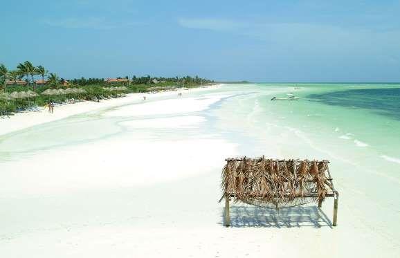La plage de Cayo Guillermo semblerait presque irréelle tant elle est sublime. L'hôtel adjacent est à... - Photo Vacances Transat