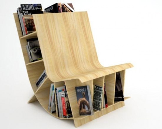 Awesome Cool Reading Chair. See More. Cool Double Function Bookseat Furniture By  Fishbol.