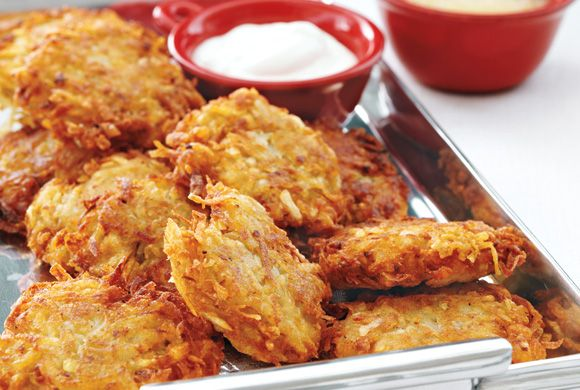 Classic Potato Latkes recipe - Canadian Living