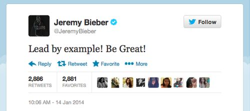 Justin Bieber's Father Jeremy is the World's Greatest Dad