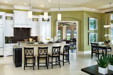 40 best colour trend olive images on pinterest for Olive green dining room ideas