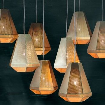 Suspension CELL TALL - TOM DIXON