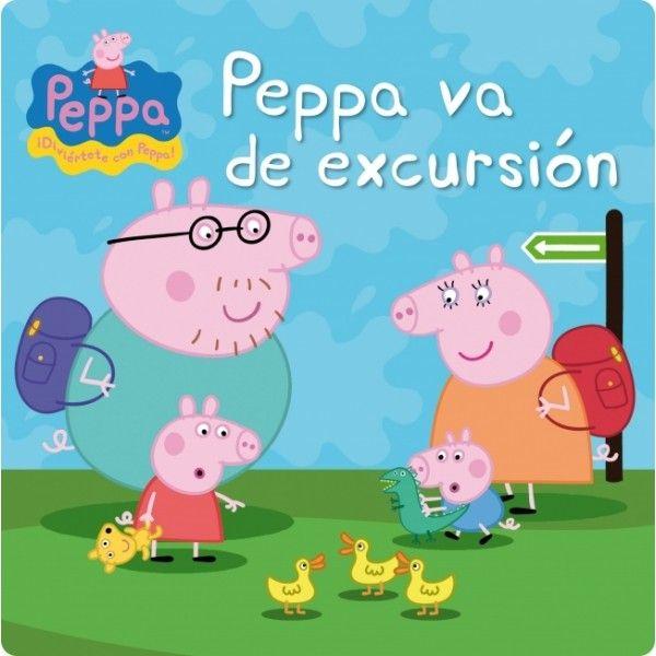 Peppa Pig - Peppa va de excursión