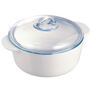 Buy Pyrex Pyroflam Round Casserole Dish - 2 Litres at Argos.co.uk - Your Online Shop for Oven to tableware.(22.99)