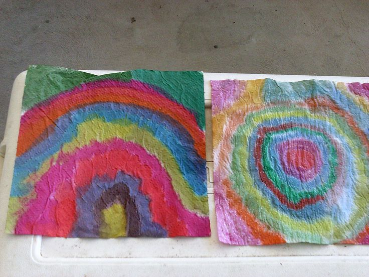 water colour prints on paper towel without frame $7.50