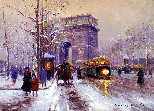 Très Les 361 meilleures images du tableau Peintures Edouard Leon Cortes  IE77