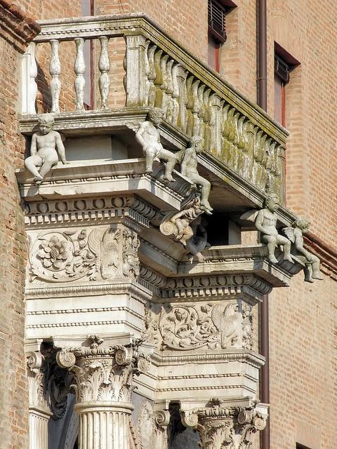 Palazzo Prosperi Sacrati, Ferrara by jrgcastro, Emilia Romagna Italy