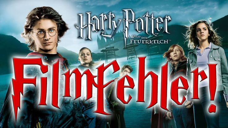 Filmfehler: Harry Potter und der Feuerkelch [FullHD] [Deutsch - German]