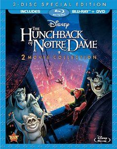 Teach children not to judge based on appearance with Disney's The Hunchback of Notre Dame DVD. #disney #movies