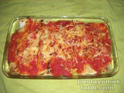 Dana Enchiladas Tarifi resimli tarifi, Et Yemekleri tarifleri