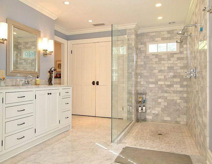 Master Bathroom Tile Ideas: 256 Best Creative Tile Ideas Images On Pinterest