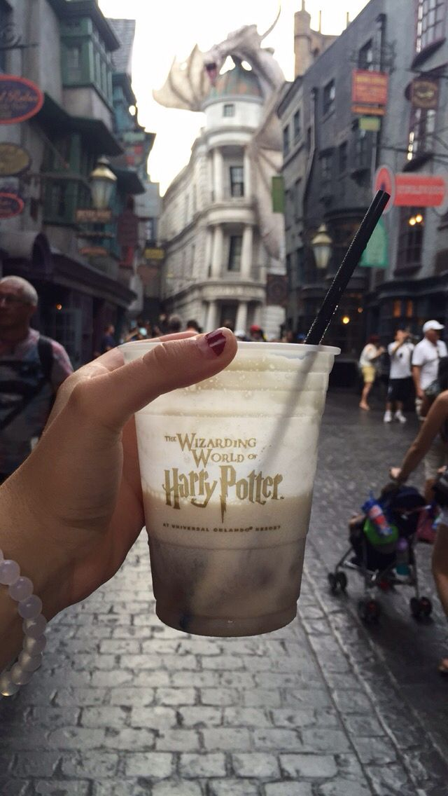 Diagon Alley - Wizarding World of Harry Potter - Universal Studios Orlando