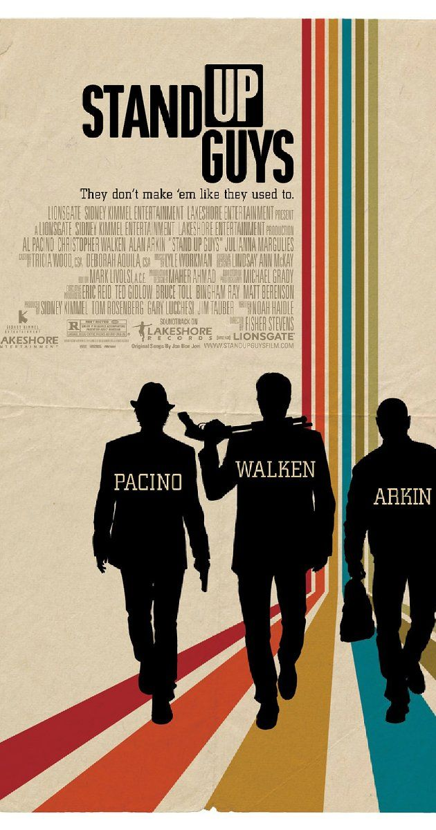 Directed by Fisher Stevens.  With Al Pacino, Christopher Walken, Alan Arkin, Julianna Margulies. A pair of aging stickup men try to get the old gang back together for one last hurrah before one of the guys takes his last assignment - to kill his comrade.