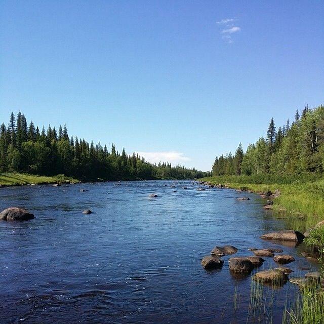 Råneälven - Rio Råneå - Råneå river