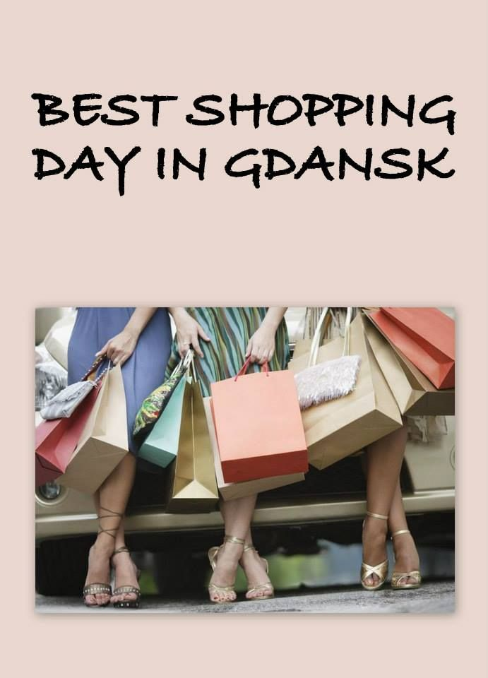 Have fun in the biggest shopping centres in Gdansk!