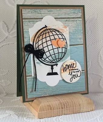 Debbie's Designs: Create with Connie & Mary Saturday Blog Hop!Create with Connie & Mary Saturday Blog Hop using Stampin' Up! Places You'll Go, Painter's Palette & Serene Scenery. Debbie Henderson, Debbie's Designs