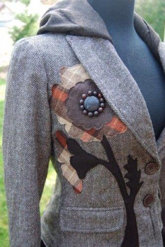Beautiful jackets by Bella Sisters!  http://www.bellasisters.com/